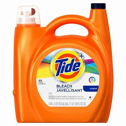 Tide Laundry Detergent Bleach Liquid Alternative Scent