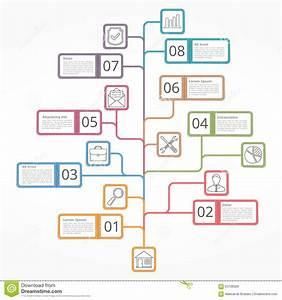 Tree Diagram Stock Vector