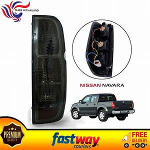 Fit Nissan Frontier Navara D40 Tekna Tail Light Rear Lamp