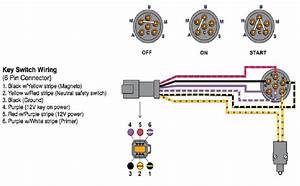 Wiring Harnes For Johnson Outboard Motor