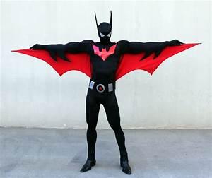 Batman Beyond cosplay/costume pics by BatmanBeyondfan2009 ...