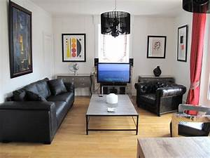 appartement meuble 2 chambres 93m2 habitable balcon With location d appartements meubles paris