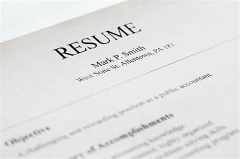 How To Get Your Resume Noticed By by 7 Great Ways To Get Your Resume Noticed Hongkiat