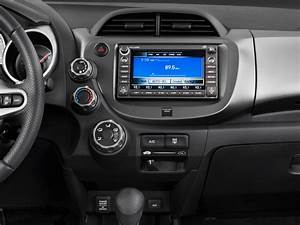 Image  2009 Honda Fit 5dr Hb Auto Sport W  Navi Instrument