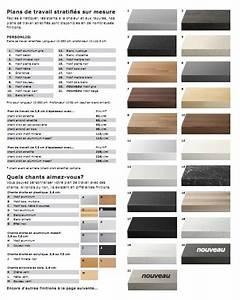 Plan De Travail Ikea Sur Mesure : ikea promotion plans de travail stratifi s sur mesure ~ Dailycaller-alerts.com Idées de Décoration
