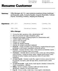 sle office manager resume resume express