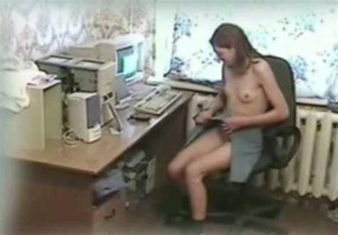 I Caught My Neighbors Girlfriend Masturbating At Home