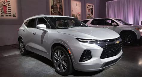 Chevrolet Blazer 2020 Specs by 2020 Chevrolet Blazer Release Date Specs Prices Engine