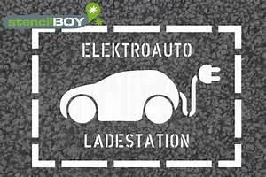 Ladestation Elektroauto öffentlich : elektroauto ladestation bodenmarkierungs schablone ~ Jslefanu.com Haus und Dekorationen
