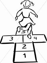 Hopscotch Jawar Coloring Pages sketch template