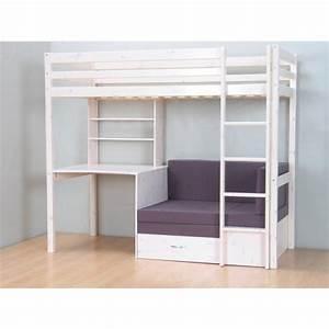 Hochbett Mit Sofa : hochbett mit sofa angebote auf waterige ~ Watch28wear.com Haus und Dekorationen