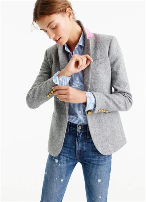 plaid blue shirt what to wear with a grey blazer all for fashions