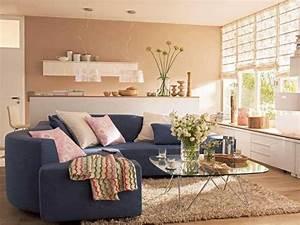 Wohnzimmer Farbe Gestaltung : wohnzimmer ideen bestimmen sie den stil des gestaltung ~ Markanthonyermac.com Haus und Dekorationen