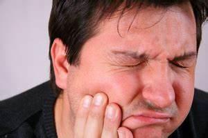 Острая боль от сустава челюсти в ухо