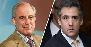 Michael Cohen would refuse a pardon from Trump, his former ...
