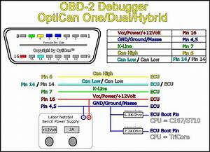 Odb2 Wiring Diagram