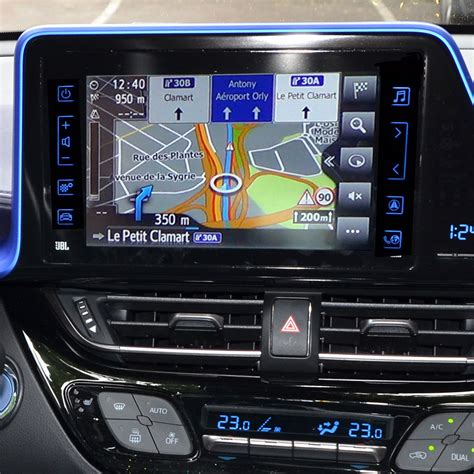 test toyota touch    hr gps embarques ufc