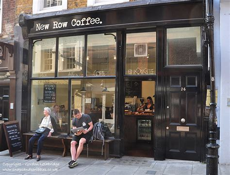 Enjoy endless organic coffees, teas, frappes, hot chocolates and more for just £20 a month, with your first month free. New Row Coffee, Covent Garden   Dream   Covent garden, Cafe restaurant, Coffee