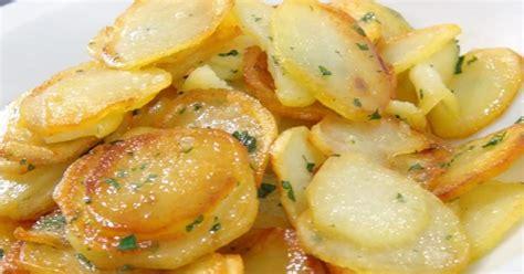 comment cuisiner les pommes de terre grenaille recettes des pommes de terre sautées les recettes les