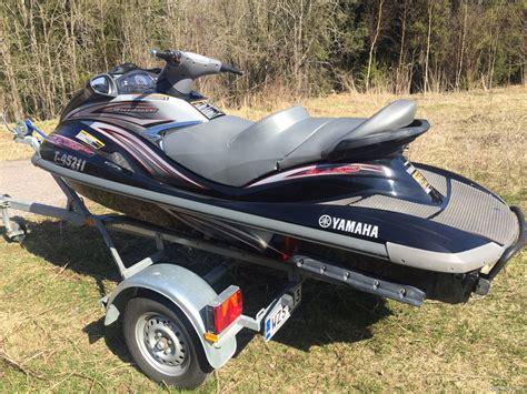 Yamaha Fx Cruiser High Output Watercraft 2006