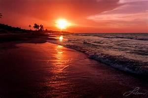 Cuban sunset by Liban Yusuf, via 500px | Beaches | Pinterest