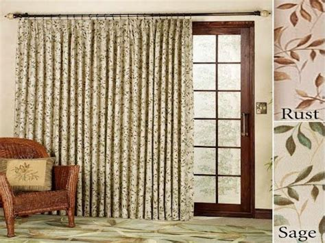sliding door curtains ideas for sliding door curtains