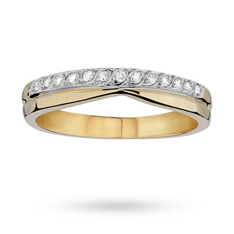 buy cheap yellow gold wedding ring compare wedding gifts prices for best uk deals