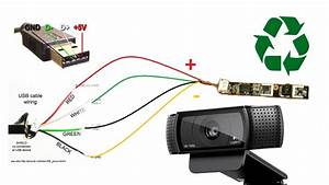 Recicla Webcam De Laptop Y Con U00e9ctala Por Usb