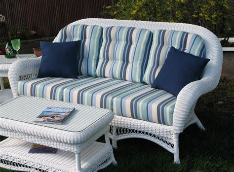 Wicker Loveseat For Sale by Outdoor Wicker Sofa Manchester