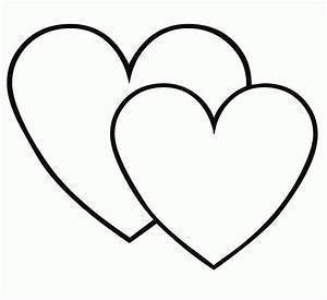 Get This Online Printable Hearts Coloring Pages 4G45S