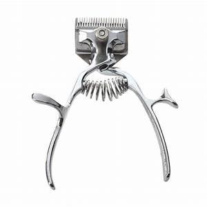 Manual Clipper Haircut Hand Push Low Noise Non