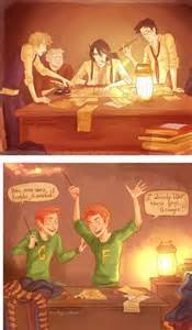 Marauders Harry Potter Fred and George