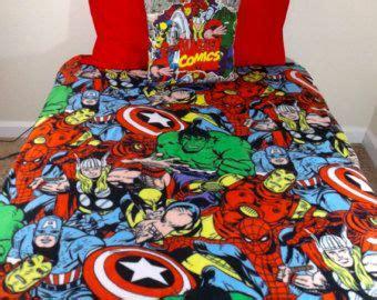 7080 marvel size bedding marvel bedding set geeky comic iron thor
