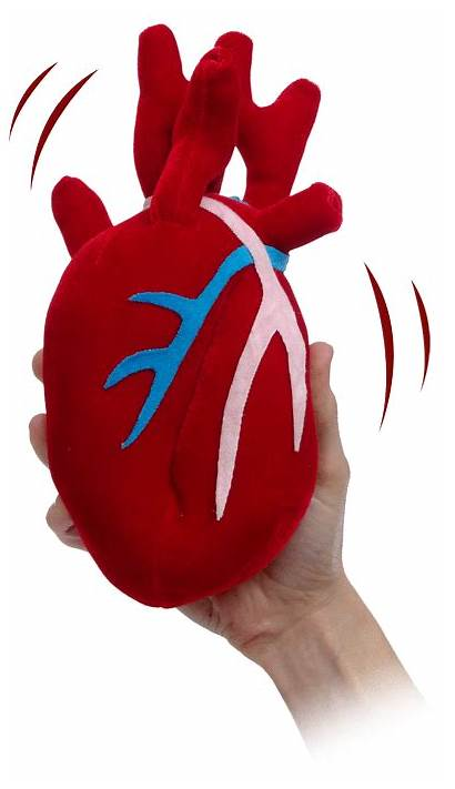 Beating Heart Animated Gift Gifs Plush Gifts