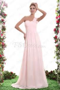 baby pink bridesmaid dresses light pink one shoulder bridesmaid dresses qjfk dresses trend