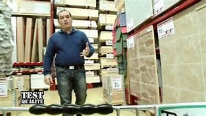 Brico Depot Carrelage : brico d p t test qualit carrelage youtube ~ Melissatoandfro.com Idées de Décoration