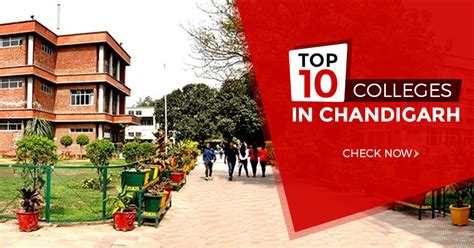 top  colleges  chandigarh list   ranked