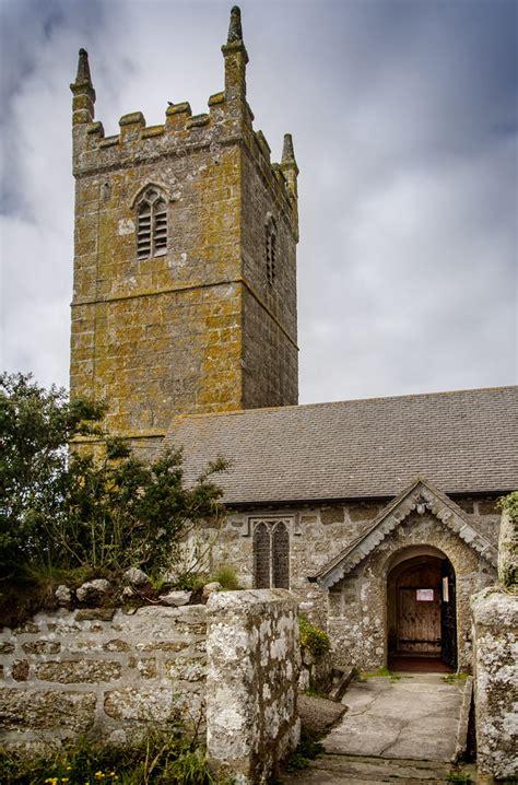 St Sennen Church, Sennen, Cornwall | The 'First & Last ...