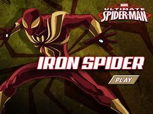 Jogo Iron Spider Ultimate Spider-Man Products - Jogos ...