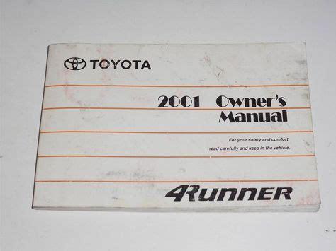 runner owners manual