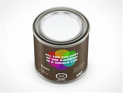 Paint Mockup Psd Mockups Designhooks Decolore Acquire