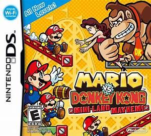 Mario Vs Donkey Kong Mini Land Mayhem Nintendo Ds Ign