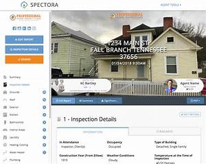 Flat Roof Inspection Report Template