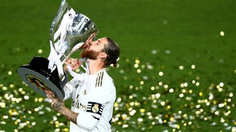Perez: Ramos will retire at Real Madrid   Soccer Top News