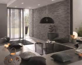 echte steinwand wohnzimmer de pumpink küche mit kochinsel ikea