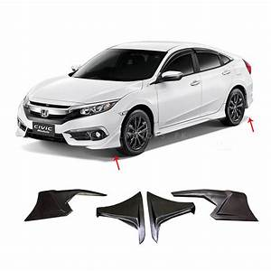 Buy Honda Civic Modulo Body Kit ABS Plastic 4 Pieces ...