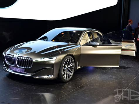 The Future Of Luxury Cars By Bmw