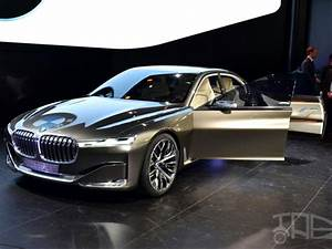 The Future of Luxury Cars by BMW | Luxpresso.com