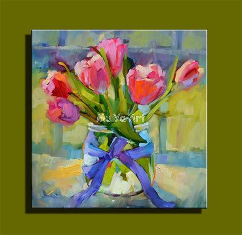 les 25 meilleures id 233 es de la cat 233 gorie fleurs de peinture 192 l huile sur peintures 224
