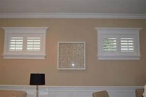 Small Basement Window Blinds   Home Design Ideas
